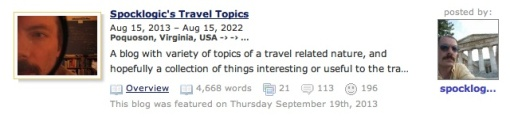 Spocklogic_Travel_Topics